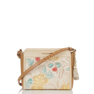 Carrie Crossbody Multi Flora Front