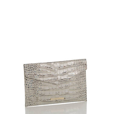 Envelope Clutch Pearl Cove Side