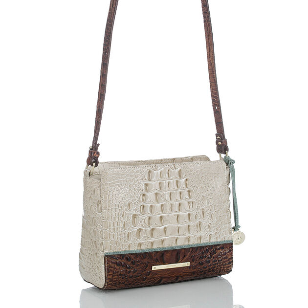 Carrie Crossbody Linen Tri-Color