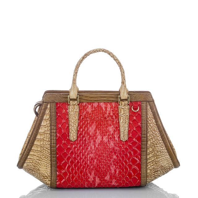 Arden Satchel Candy Apple Carlisle, Candy Apple, hi-res
