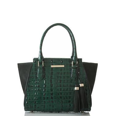 Mini Priscilla Emerald Moore Front