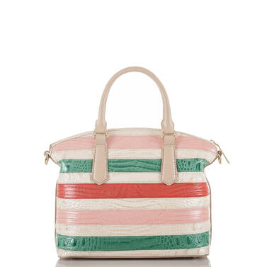 Duxbury Satchel Sunglow Cayo Coco Back