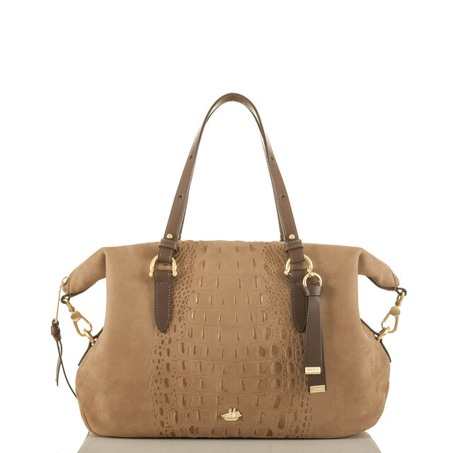 Delaney Satchel Gold Wilmington, Gold, hi-res