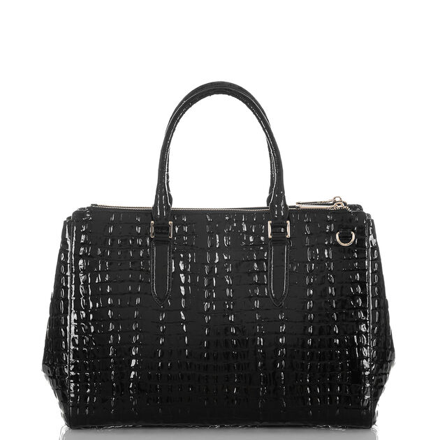 Blake Satchel Black La Scala