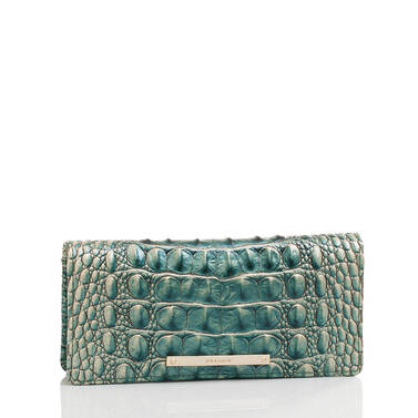Ady Wallet Petrol Ombre Melbourne Side