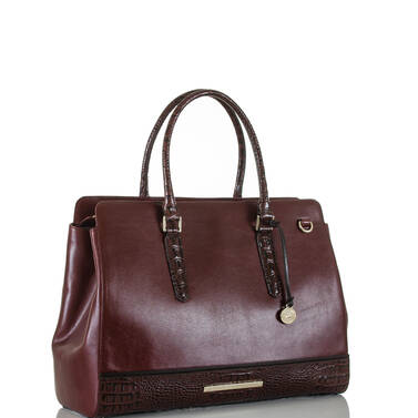 Finley Carryall Malbec Autumn Tuscan Side