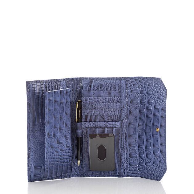 Soft Checkbook Wallet Iris Melbourne