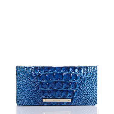 Ady Wallet Electric Blue Ombre Melbourne Front