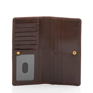 Ady Wallet Chocolate Cordoba Interior
