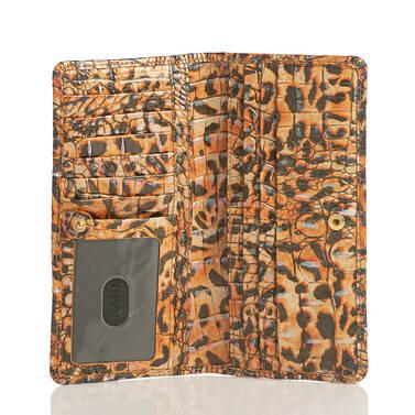 Ady Wallet Leopard Cub Melbourne Interior