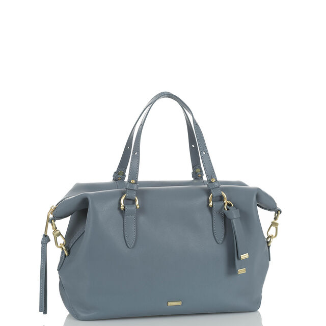 Delaney Satchel Slate Charleston, Slate, hi-res