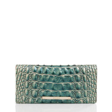 Ady Wallet Petrol Ombre Melbourne Front