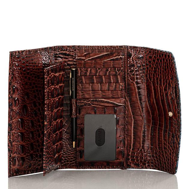 Modern Checkbook Wallet Daydream Montgomery