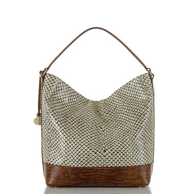Harrison Hobo Onyx Java Back