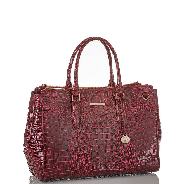 Blake Satchel Cranberry Melbourne