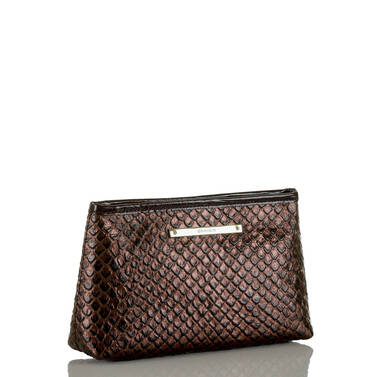 Marney Pouch Bronze Java Side
