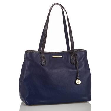 Medium Julian Vintage Blue Sedona Side
