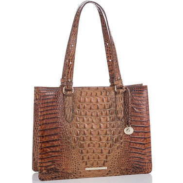 Medium Camille Toasted Almond Melbourne Front