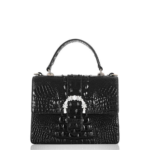 Luxe Mini Francine Black Melbourne, Black, hi-res