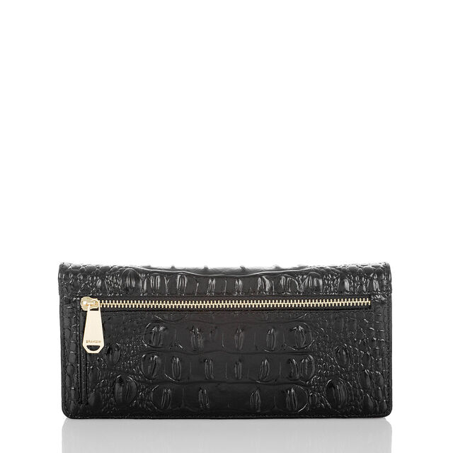 Ady Wallet Black Melbourne, Black, hi-res