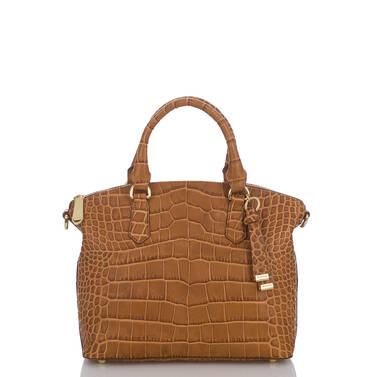Duxbury Satchel Tan Savannah Front