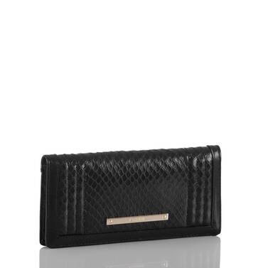 Ady Wallet Black Geneva Side