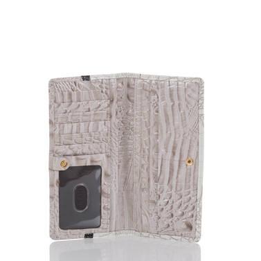 Ady Wallet Pumice Jasmine Interior