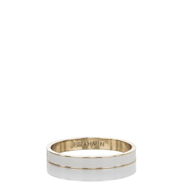 Fairhaven Thin Bangle Ivory Jewelry, Ivory, hi-res