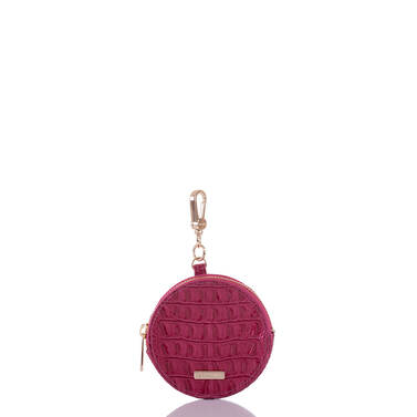Circle Coin Purse Lotus Whitney Front