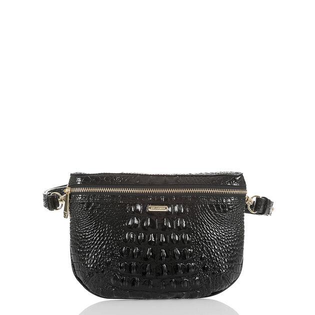 Belt Bag Black Melbourne, Black, hi-res