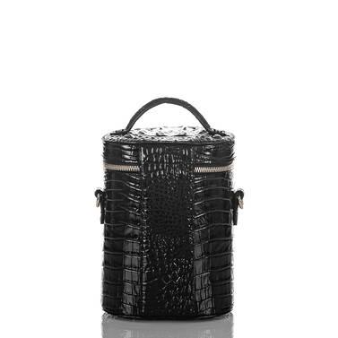 Brynn Barrel Bag Black Melbourne Back