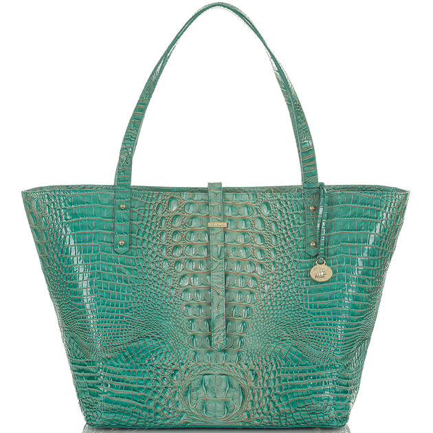 All Day Tote Turquoise Melbourne, Turquoise, hi-res