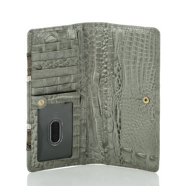 Ady Wallet Silver Sage Tarama Interior