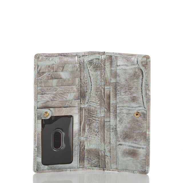 Ady Wallet Pewter Majorelle, Pewter, hi-res