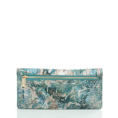 Ady Wallet Blue Lace Melbourne Back