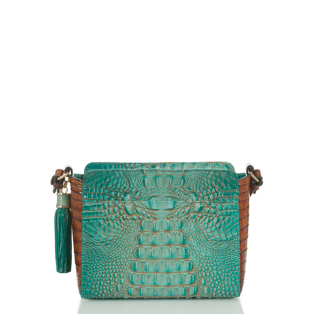 Carrie Crossbody Turquoise Paraty