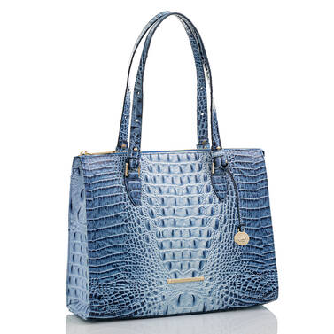 Anywhere Tote Poolside Ombre Melbourne Side