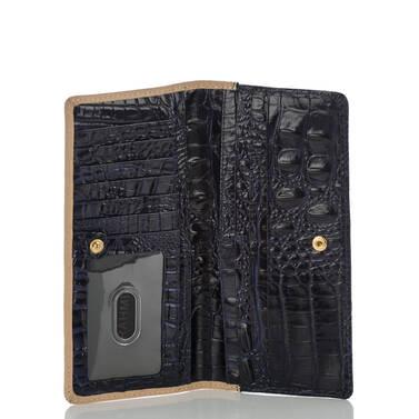 Ady Wallet Denim Velazquez Interior