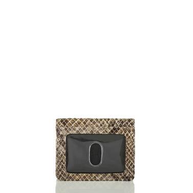 Mini Key Wallet Gold Sumatra Back