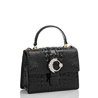 Luxe Mini Francine Black Melbourne Side