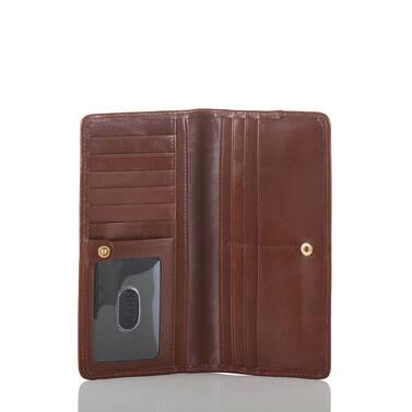 Ady Wallet Beige Caracara Interior