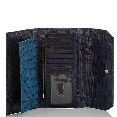 Soft Checkbook Wallet Palace Corbet Interior