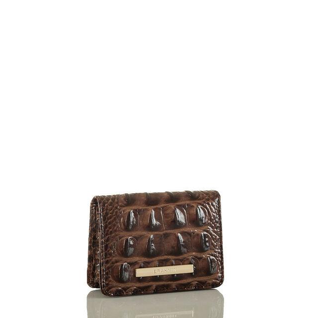 Mini Key Wallet Chestnut Melbourne, Chestnut, hi-res