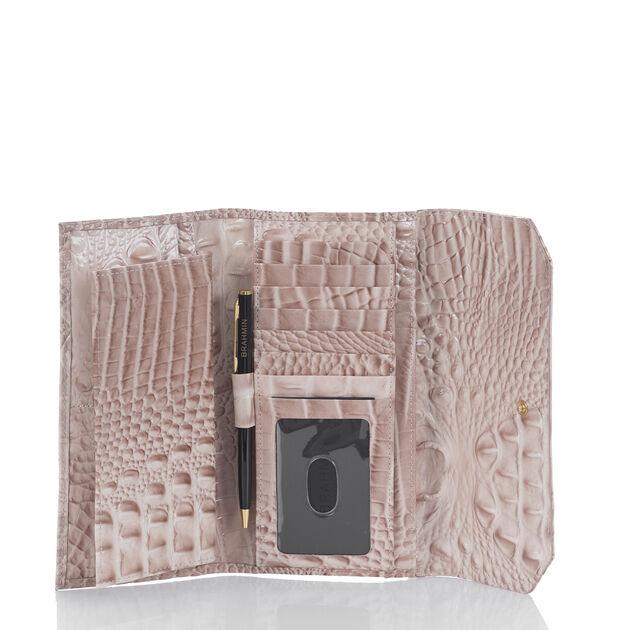 Soft Checkbook Wallet Blossom Melbourne