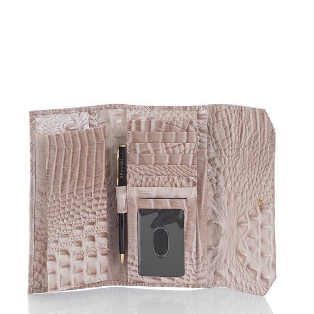 Soft Checkbook Wallet Blossom Melbourne, Blossom, hi-res
