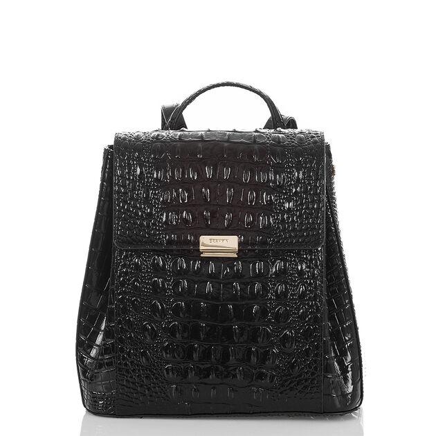 Margo Backpack Black Melbourne, Black, hi-res