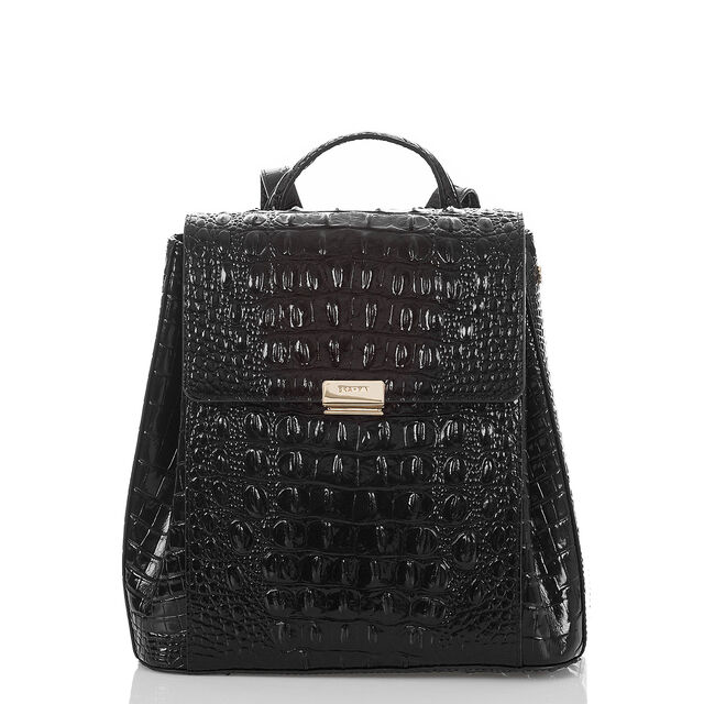 Margo Backpack Black Melbourne, Black, hi-res