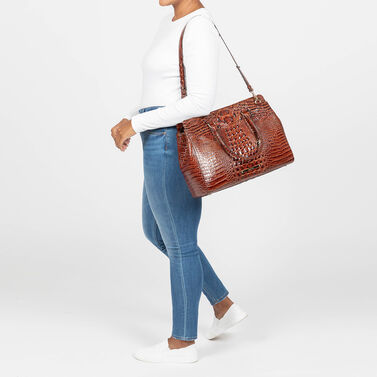 Finley Carryall Ocean Ombre Melbourne Front