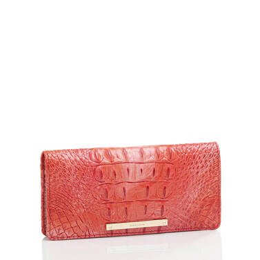 Ady Wallet Punchy Coral Melbourne Side