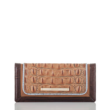 Ady Wallet Toasted Almond Garrone Front